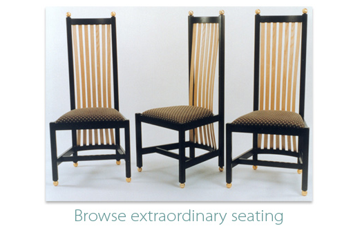 browse extraordinary seating