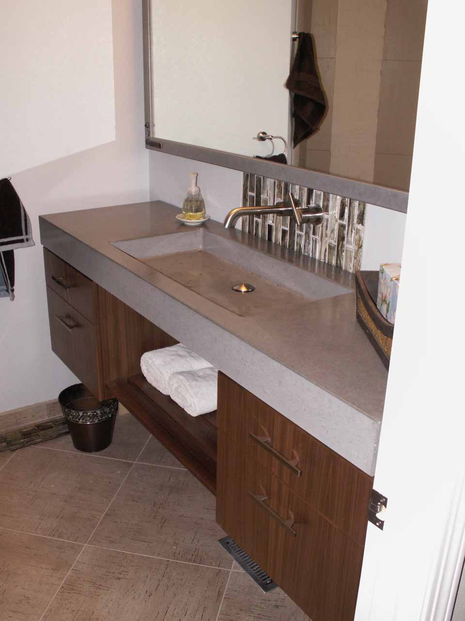 Picture of Subtle Integral Stone Sink