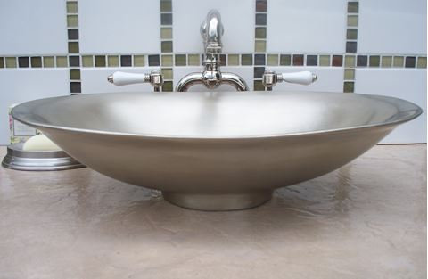 Aspen Bronze Bath Sink