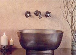 Empire Bronze Bath Sink