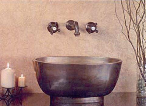 Empire Bronze Bath Sink