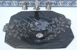 Picture of Rita Elaine Bronze Bath Sink