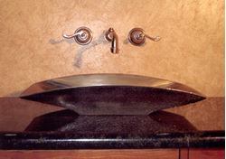 Picture of Harmony Bronze Bath Sink