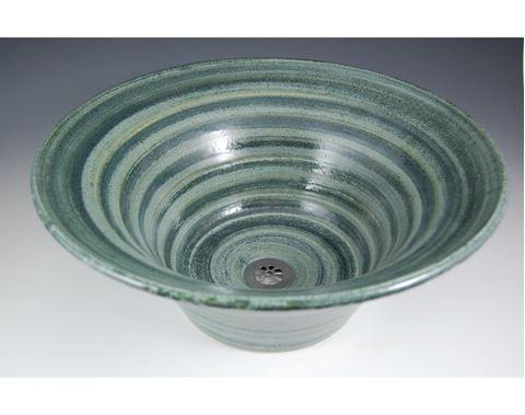 Liberty Ceramic Vessel Sink