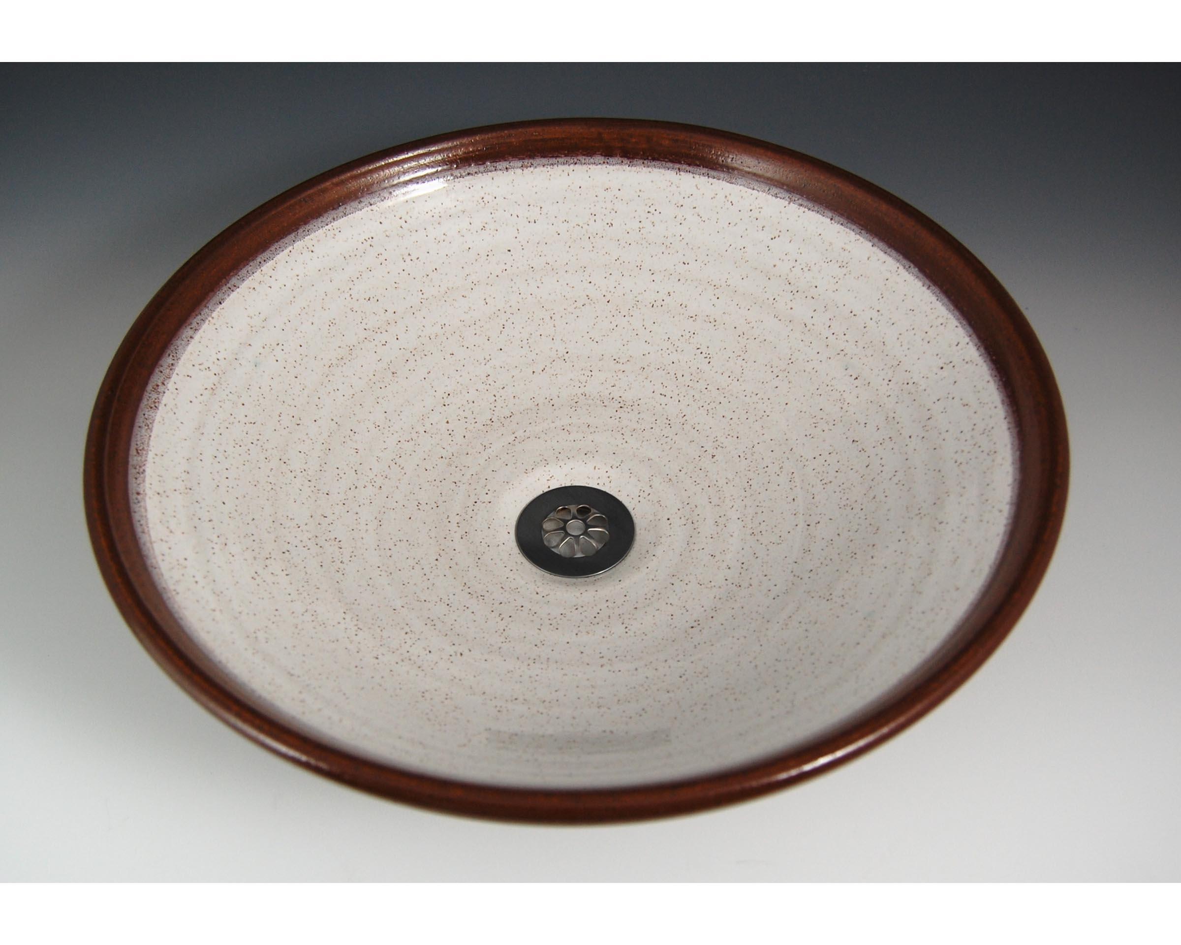 Picture of Sarefire Ceramic Vessel Sink