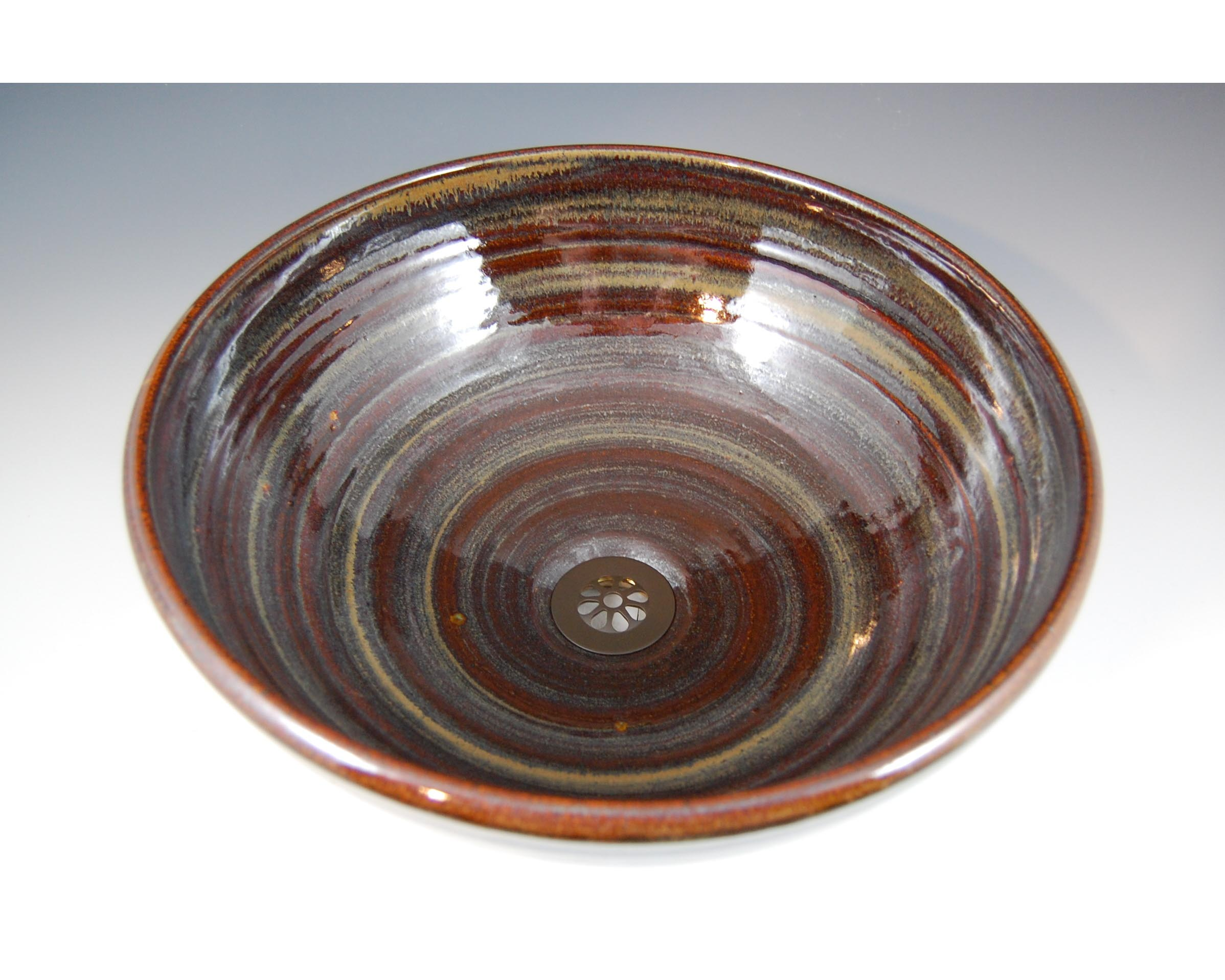 Picture of Scheffley Ceramic Vessel Sink