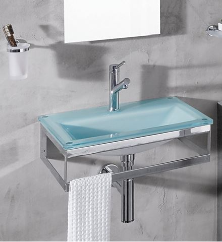 Pocia 66580 Wall-Mount Sink