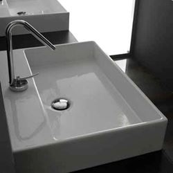 Unlimited 60 Ceramic Sink