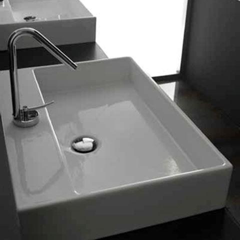 Unlimited 60 Ceramic Sink