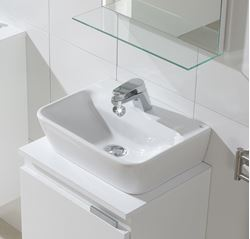 Bissonnet Emma 42 Italian Wall-Mount Sink