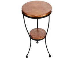 Copper Table By SoLuna