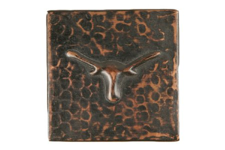 Picture of Copper Tile by SoLuna - Longhorn