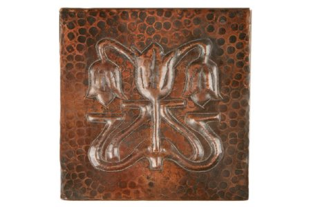 Picture of Copper Tile by SoLuna - Tulip