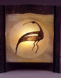 Picture of Unique Lamps   Ancient Ibis