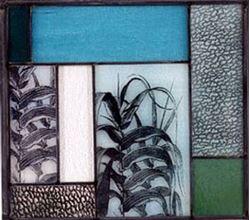 Picture of Garden Window Panel