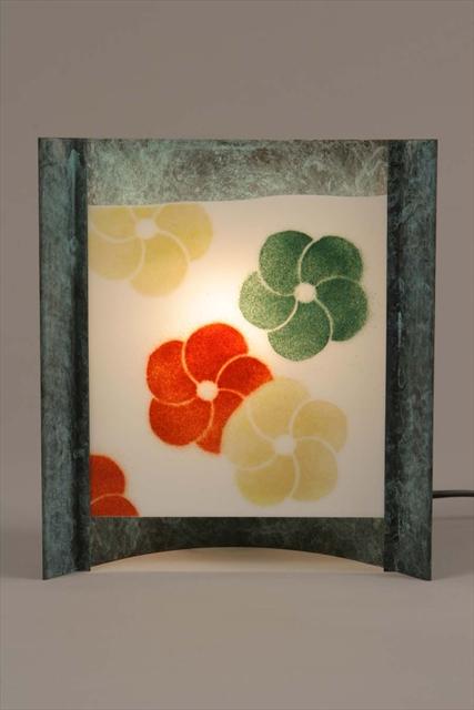 Picture of Unique Lamps | Spring Blossoms