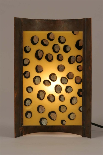 Picture of Unique Lamps | Amber Dots