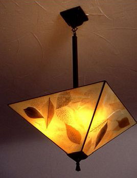 Picture of Hanging Light Fixture