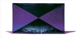 Picture of Purple Harlequin Platter