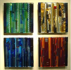 Picture of Small Glass Wall Panels