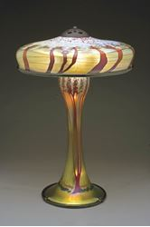 Magnum Gold Cherry Blossom Table Lamp