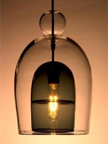Pendant Light | Miro Veiled | Short Shade with Ball