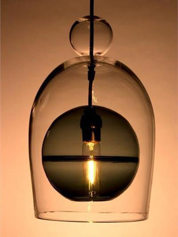 Pendant Light   Miro Veiled   Sphere with Ball