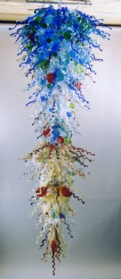 Picture of Blown Glass Cluster 51