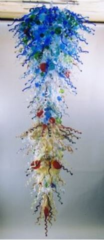 Blown Glass Cluster 51