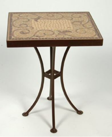 Flourish Accent Table