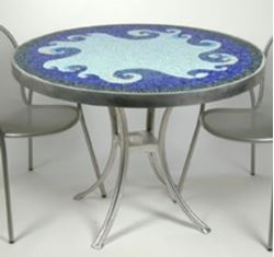 Picture of Ocean Storm Dining Table