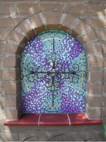 Water of Life Mosaic Panel