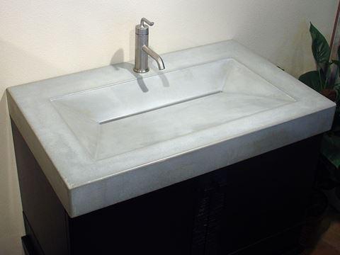 Belltown Integral Sink