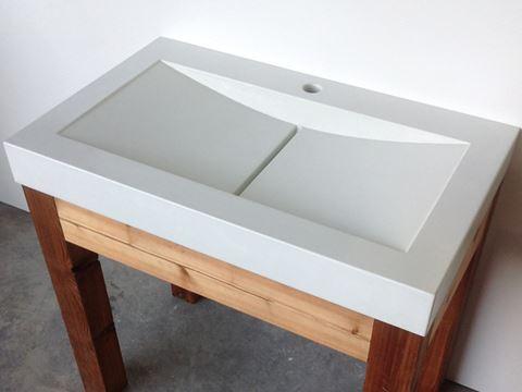 Pearl Integral Sink