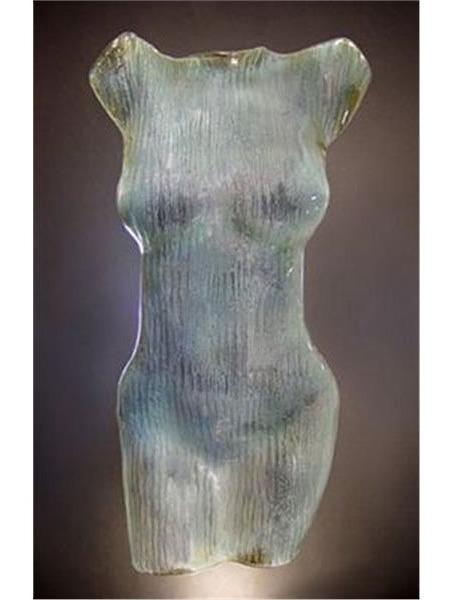 Picture of Diana Glass Torso Sculpture