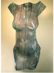 Picture of Noiki Glass Torso Sculpture