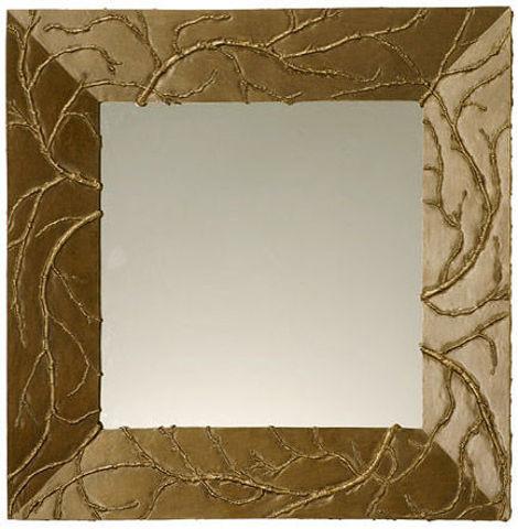 Plum Branch Mirror