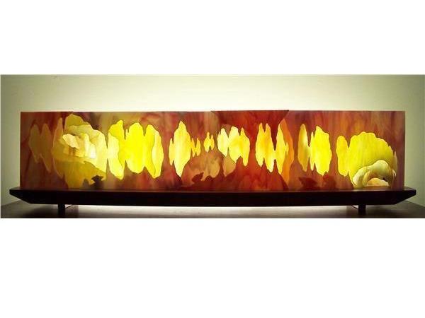 Picture of Underworld Glasscape Lighting Sculpture