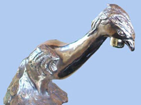 Bird of Paradise Faucet