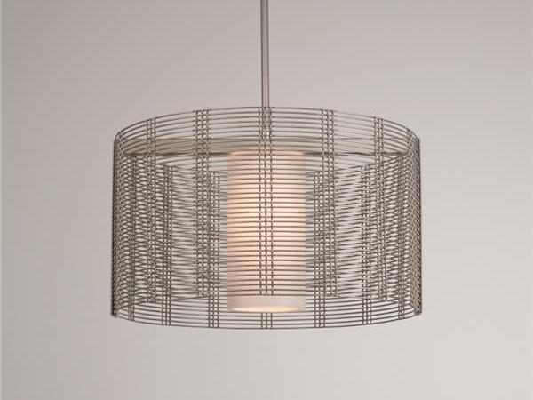 Picture of Drum Chandelier | Downtown Mesh VI