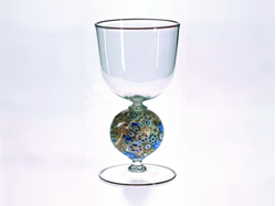 Picture of Murrini Ball Goblet