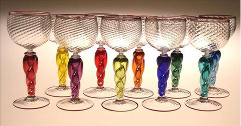 Optic Goblets