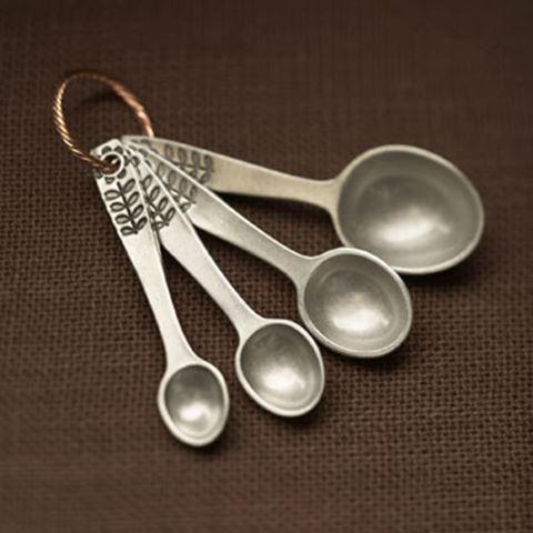 Beehive Handmade Flower Measuring Spoons