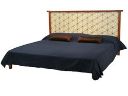 Picture of Triangular Bed