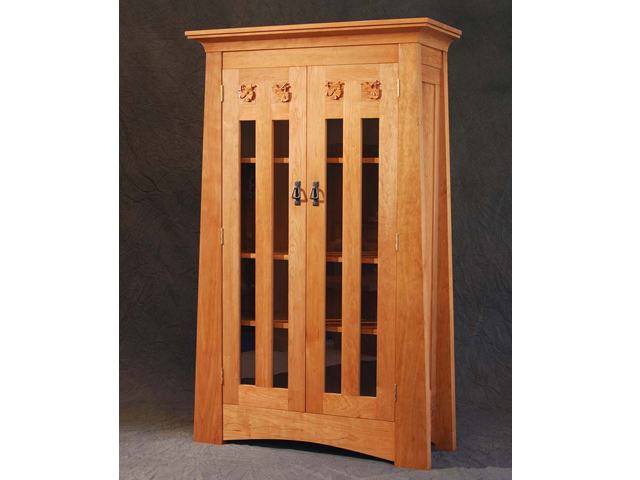 Picture of Arts and Crafts Bookcase