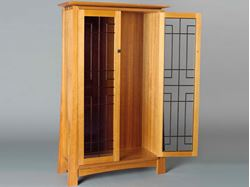 Picture of Kumiko Bookcase