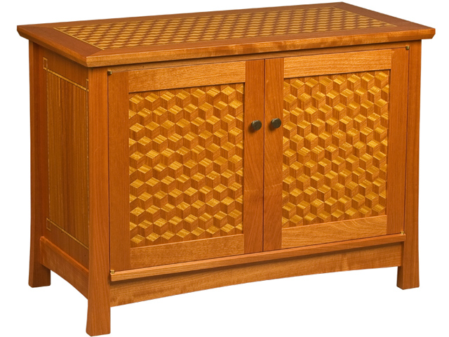 Picture of Mosaic Cabinet