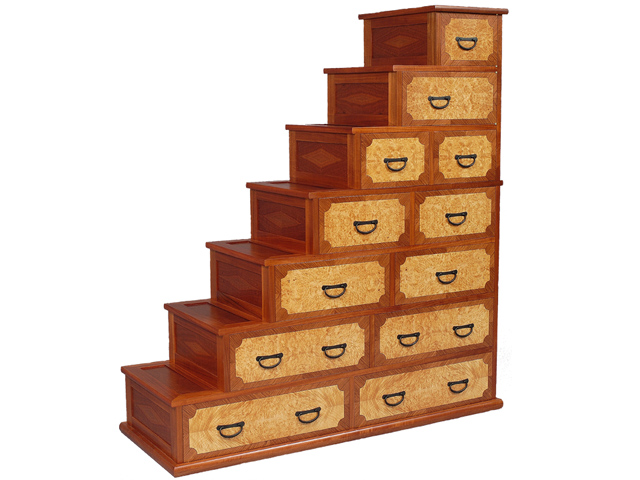 Picture of Tansu Step Chest