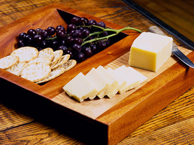 Picture of Cheese Board-Bowl