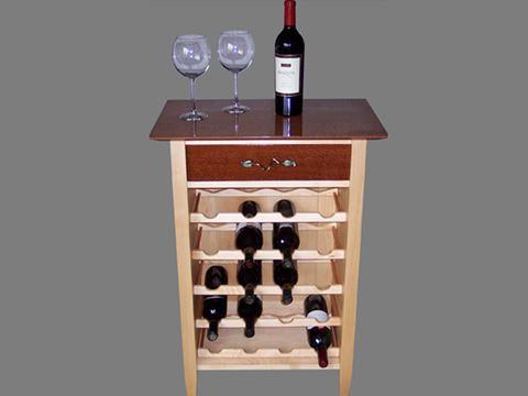 Leslie Wine Rack